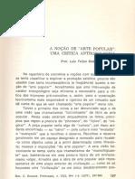 Artigo A noçao de Arte popular 1977.pdf