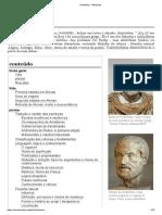 WIKIPEDIA. Aristóteles (Tradução do alemão)