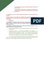 Contabilidad y principios contables Contabilidad General