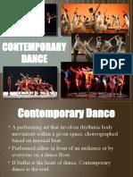 CONTEMPORARY DANCE.pptx