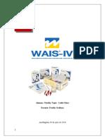 Analisis WAIS PSICODIAGNOSTICO (1)