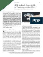 exoGlove Research Paper