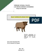 Raças taurinas de bovinos de corte