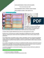 GUÍA DE METACOGNICIÓN  Y RÚBRICA DE AUTOEVALUACIÓN.