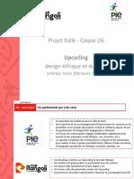 1 - PROJET ITALIK - présentation du projet