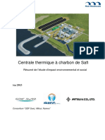 Centrale thermique à charbon de Safi  Résumé de l'étude d'impact environnemental et social.pdf