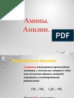 Амины. Анилин.pptx