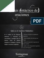 Analisis sintáctico-Clase tutorial