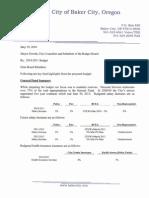 General Fund Summary 2010-2011