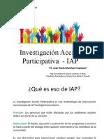 Clase IAP