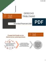 1.- DT - Actividad financiera del Estado