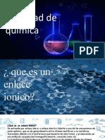 quimica ionica