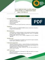Normativa Prevencion Covid-19 en Expo Prado
