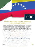 Pacto Unitario de Venezuela