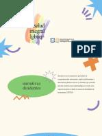 Presentacion de Programa LGBTIQ+ - CIAP - FAPSI - UNSL