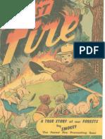 Smokey Bear Comic Book (1950)