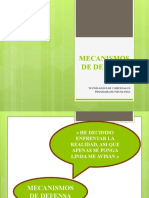 4 MECANISMOS DE DEFENSA