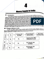 Money Supply In India 1