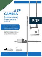 da Vinci SP Camera Reprocessing Instructions(553485-03)