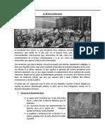 LA REVOLUCIÓN RUSA 4° 07-08-2020