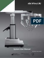 da Vinci Xi System User Manual(551400-11)
