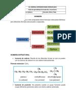 4. Isomería y reacciones