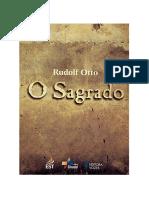 O Sagrado - Rudolf Otto