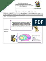 Guia Academica Numeros racionales Algebra 8vo modificado