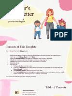 Watercolor Teacher's Newsletter by Slidesgo.pptx