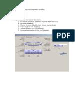 Pathloss Modelling Flow