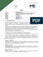 150806 Gestion del Riesgo
