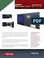 Enatel-PSC12 HV Series Industrial Systems 12 0kW 110V DC v1 0