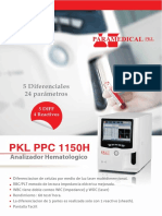 PKL PPC 1150H - ANALIZADOR HEMATOLOGICO SEMI AUTOMATIZADO 5 DIFFERENCIALES.pdf