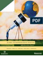 GEM - Global Entrepreneurship Monitor