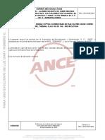 NMX-J-003-ANCE-2009