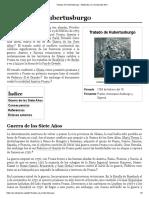 Tratado de Hubertusburgo - Wikipedia, la enciclopedia libre