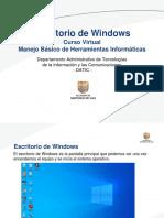 Tema 2_Escritorio de Windows