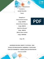 Fichas de lecturas para el desarrollo de la fase 2 grupo 768