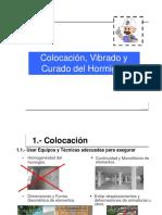 ColocacionVibradoyCuradodelHormigonenObra