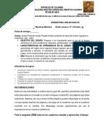 Guía 2 - INGLES