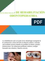 MATERIALES DE REHABILITACION EN ODONTOPEDIATRIA