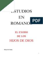 ESTUDIOS EN ROMANOS (Rev)