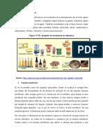 Ejemplos de emulsiones