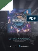 El Encuentro - Letras & Acordes