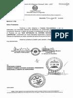 MHCD Nro 1750 - Sist Nac. Riesgo Laborales