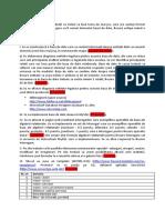 Cerinte Proiect baze de date