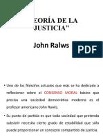 Teoria de la Justicia - John Rawls