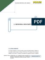 02 Memoria Descriptiva