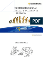 EVOLUCIÓN HISTÓRICA DE LA SALUD OCUPACIONAL.ppt