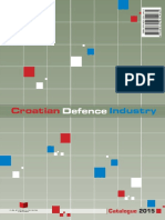 Croatian Defence Industry 2015